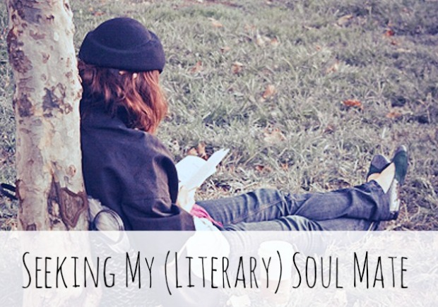 Seeking My Literary Soul Mate