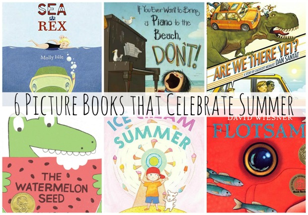 summertime picture books