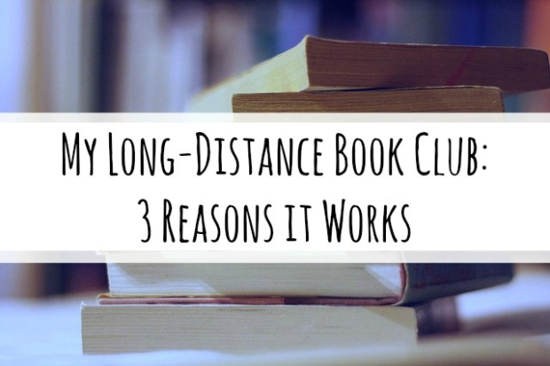 long-distance book club
