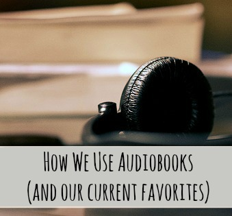favorite audiobooks