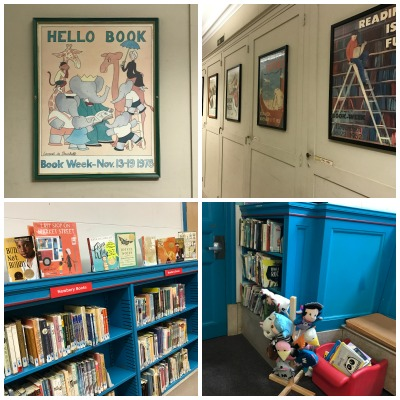 Philly kids library