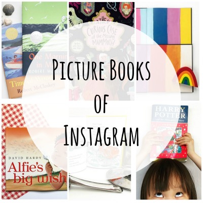 picture books of instagram
