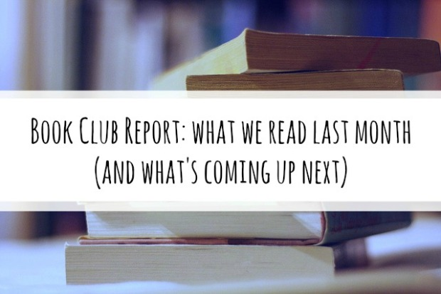 book club report